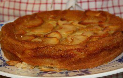 idée recette gateau pommes