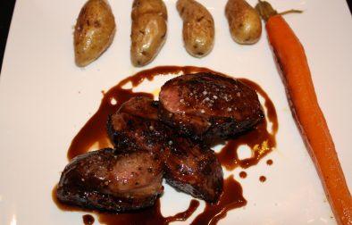 idée recette viande magrets-cuits