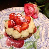 Tarte aux Fraises idée recette dessert