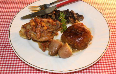 poulet-normandy
