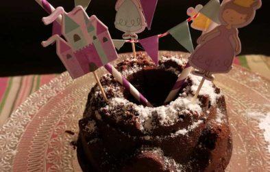 Tentation ardechoise gateau anniversaire
