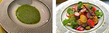 dressage-salade