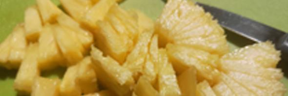 ananas-tranche