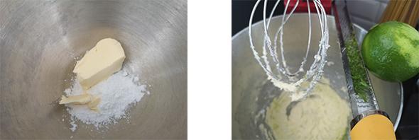 beurre-pommade-sucre-glace-zeste-citron