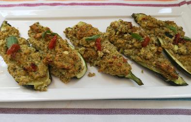 courgettes-farcies-vegetarienne